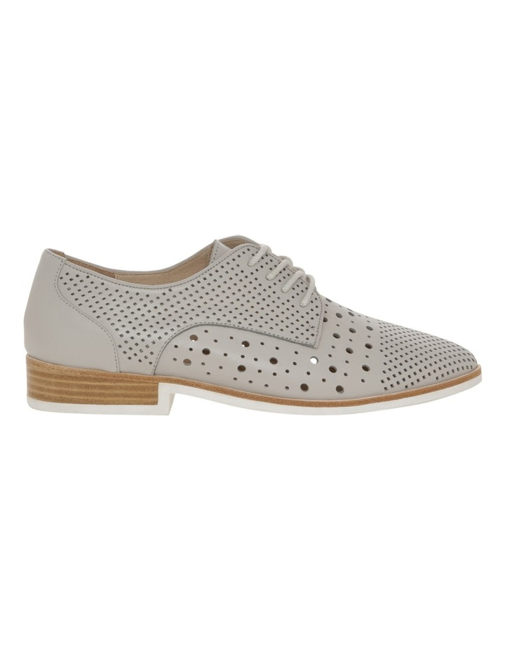 Alma Grey Leather Lace Up image 1