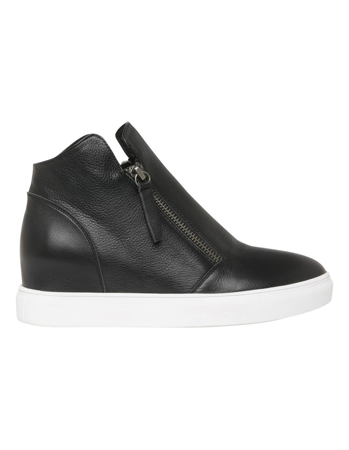 Cane Black Leather Sneaker image 1