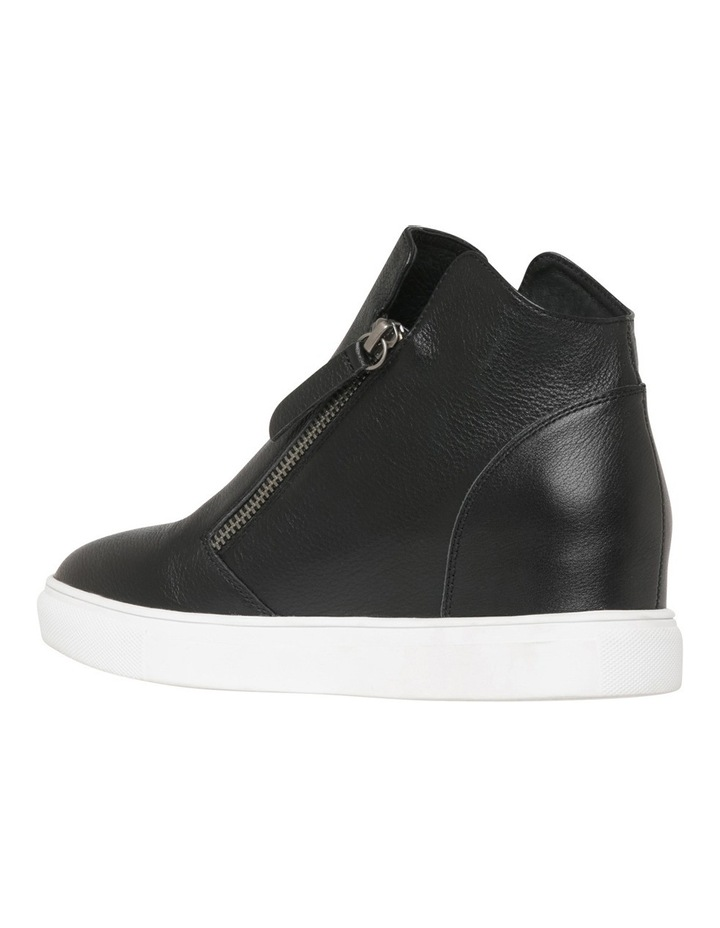 Cane Black Leather Sneaker image 2