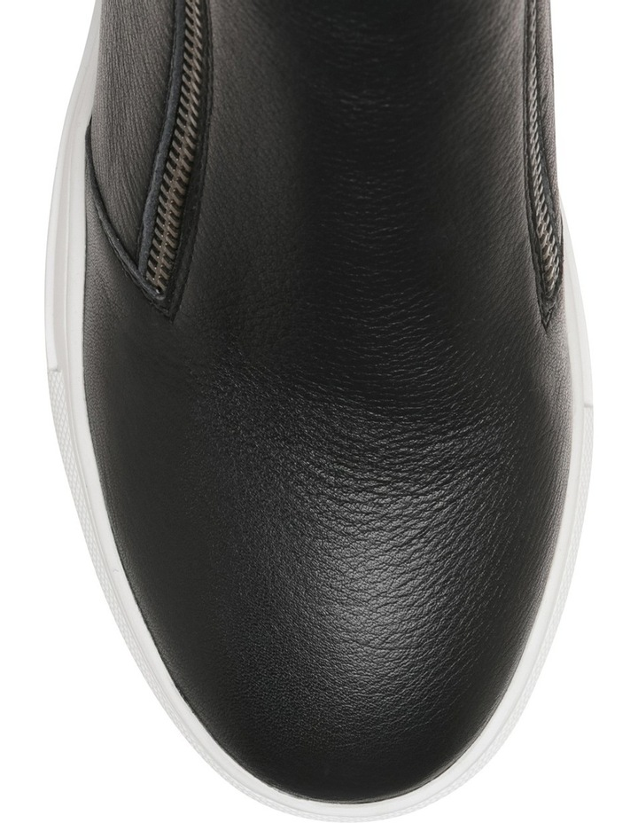Cane Black Leather Sneaker image 3