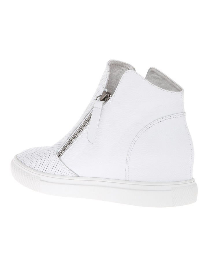 Cane White Leather Sneaker image 2
