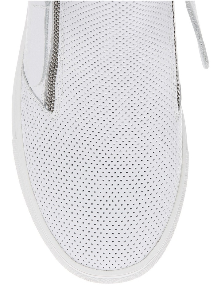 Cane White Leather Sneaker image 3