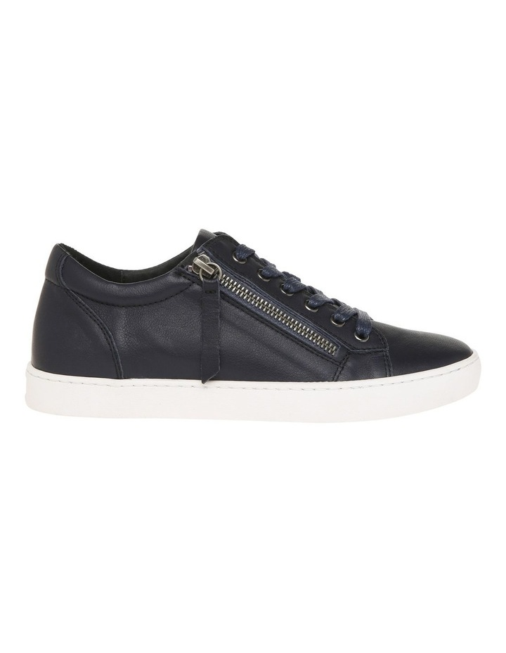 Zia Navy Leather Sneaker image 1