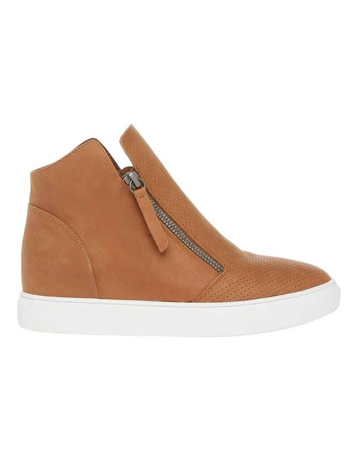 Cane Tan Leather Sneaker image 1