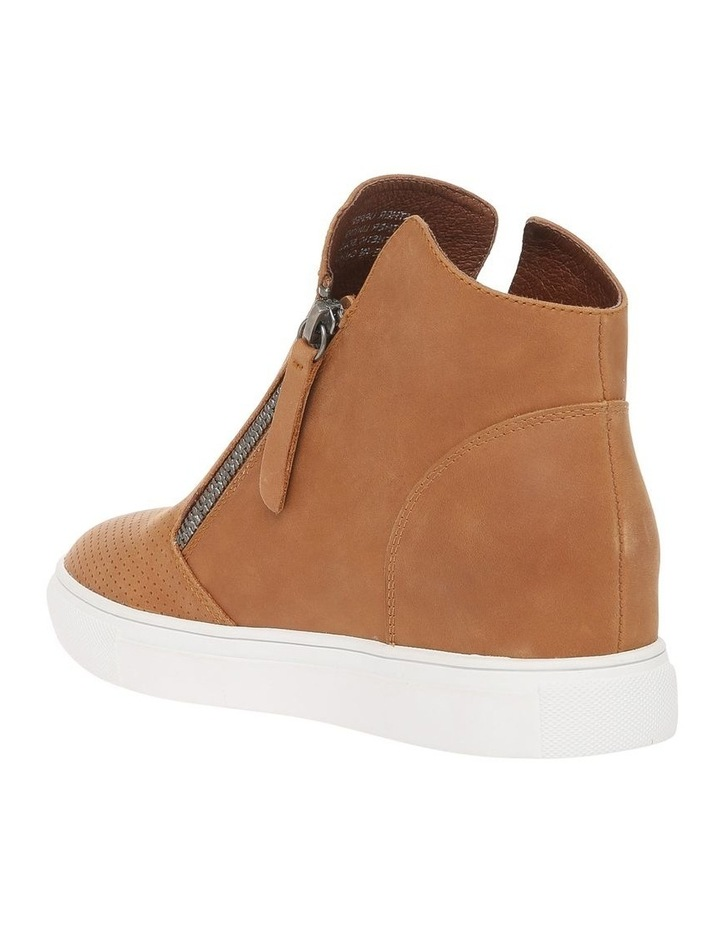 Cane Tan Leather Sneaker image 2