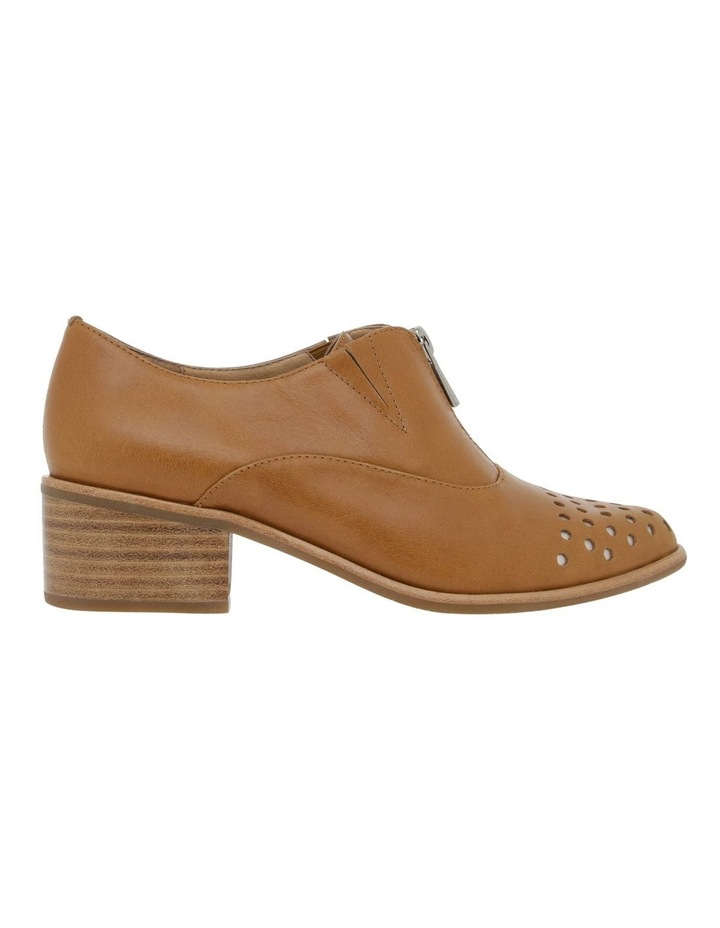 Amore Tan Leather Heel image 1