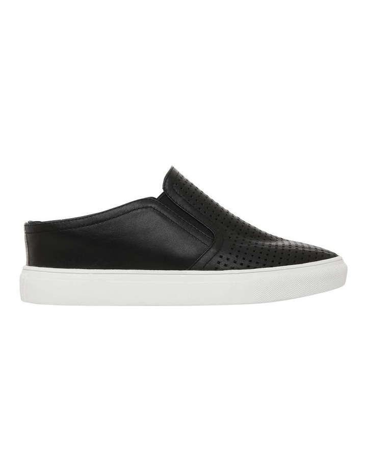 Candy Black Leather Sneaker image 1