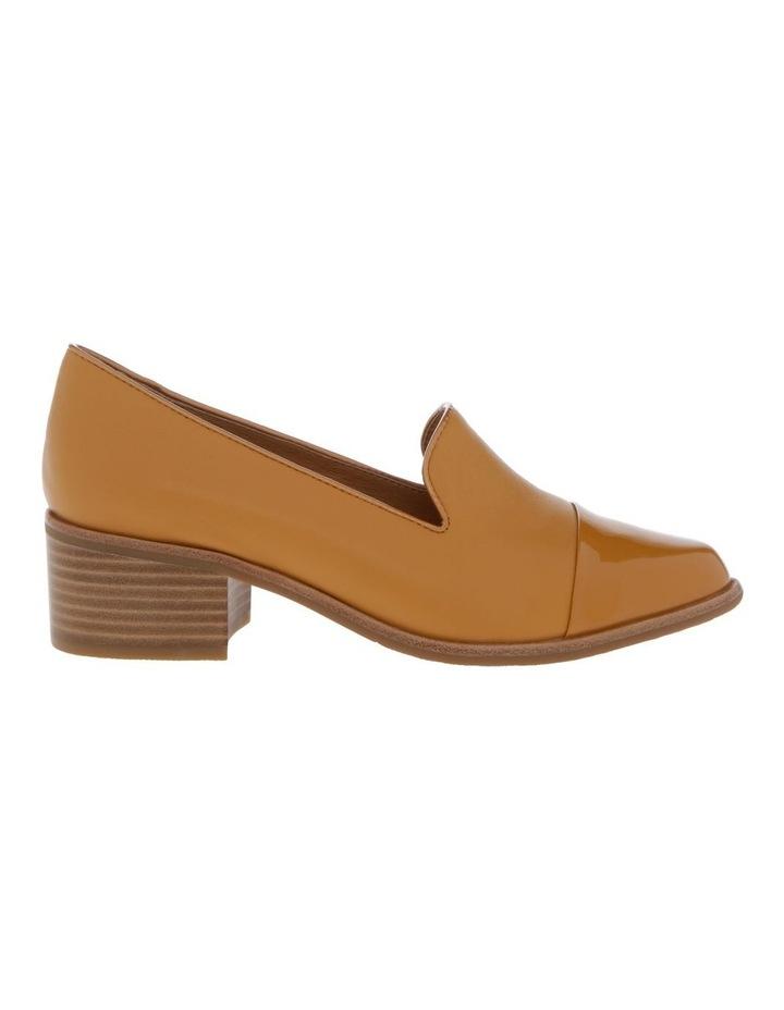 Aspen Mustard Flat Shoe image 1