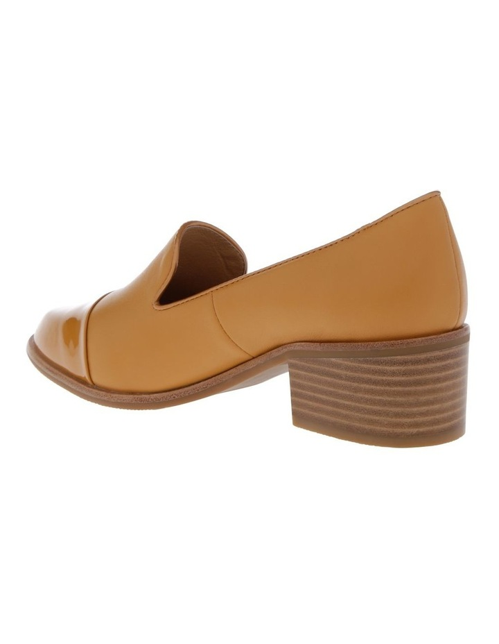 Aspen Mustard Flat Shoe image 2