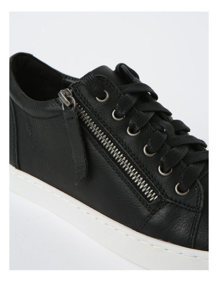 Zia Black Sneaker image 4