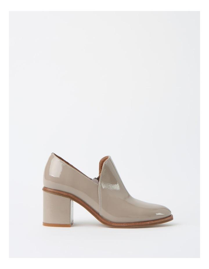 Soho Bone White Heeled Shoe image 1