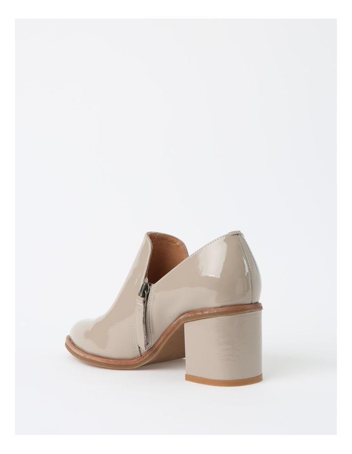 Soho Bone White Heeled Shoe image 3