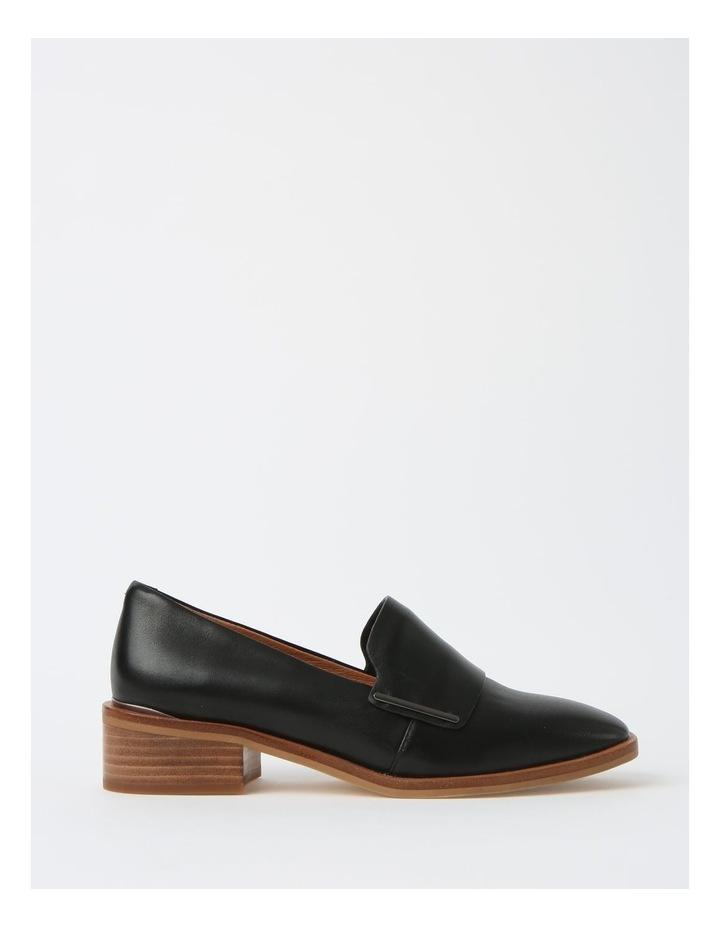 Dawn Black Flat Shoe image 1