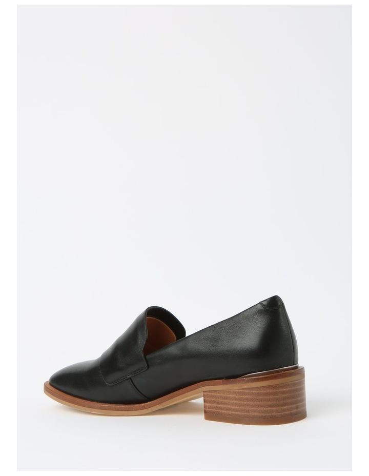 Dawn Black Flat Shoe image 3