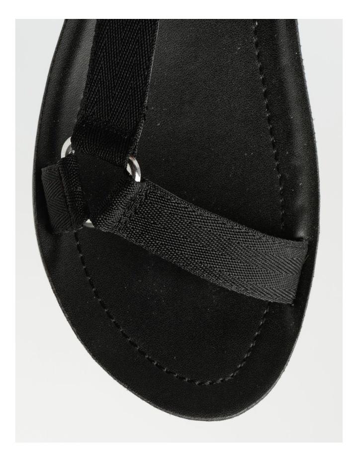 Zari Black Sandal image 2
