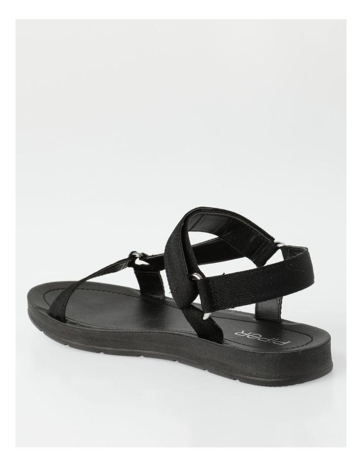 Zari Black Sandal image 3