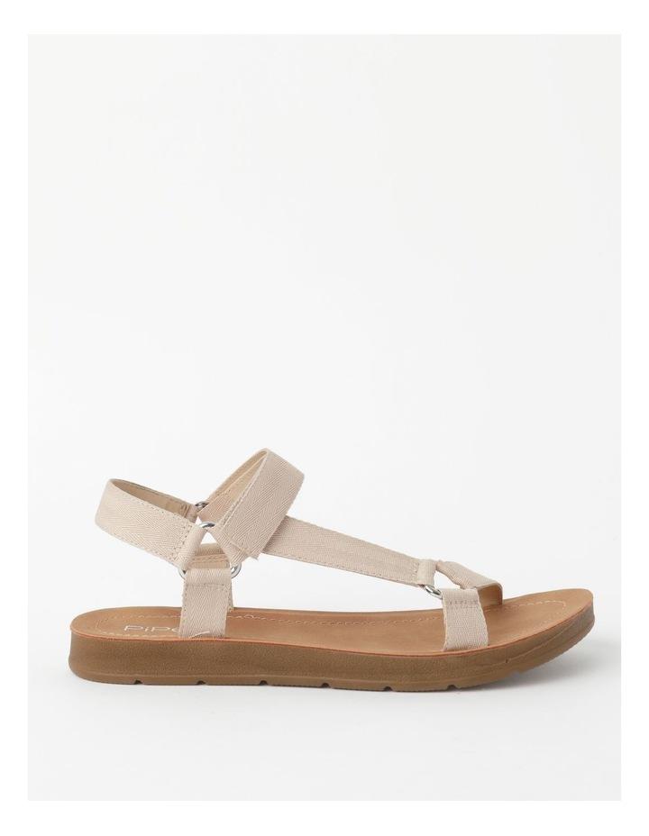 Zari Nude Sandal image 1