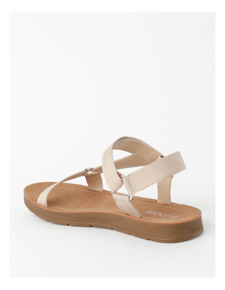 Zari Nude Sandal image 3