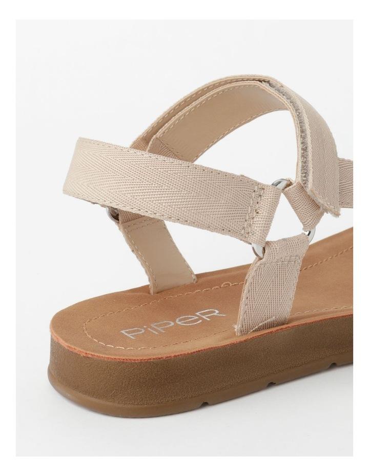 Zari Nude Sandal image 4