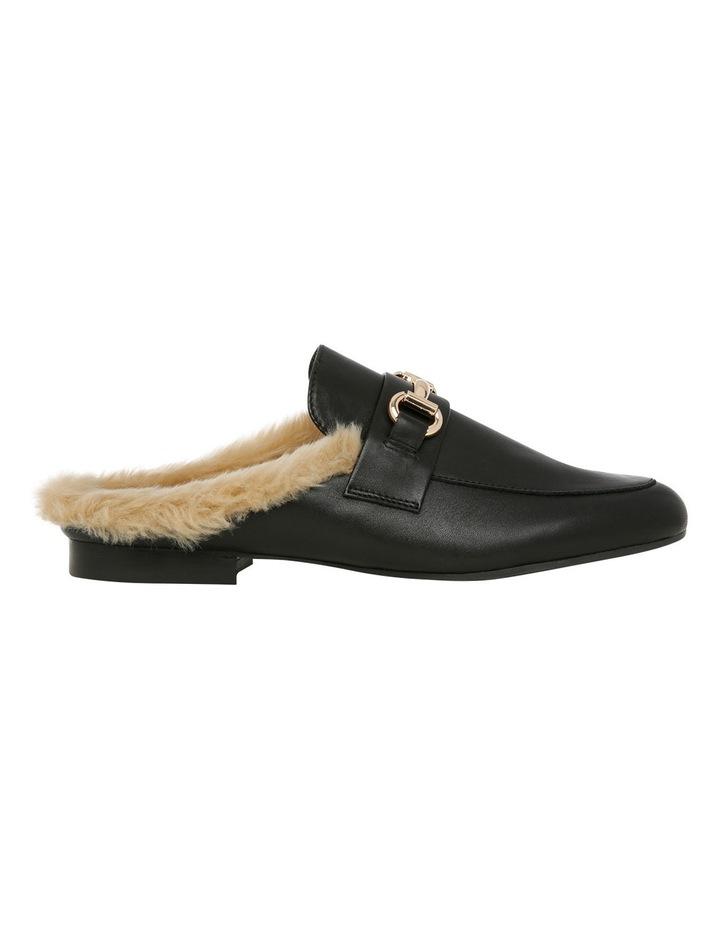 Max Black Leather Loafer image 1