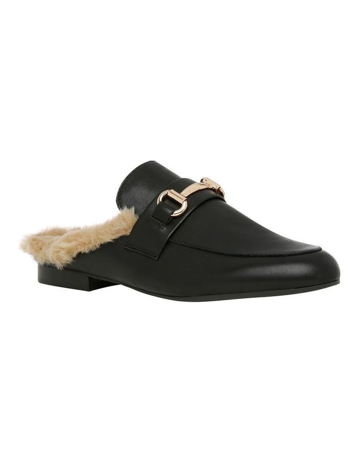 Max Black Leather Loafer image 2