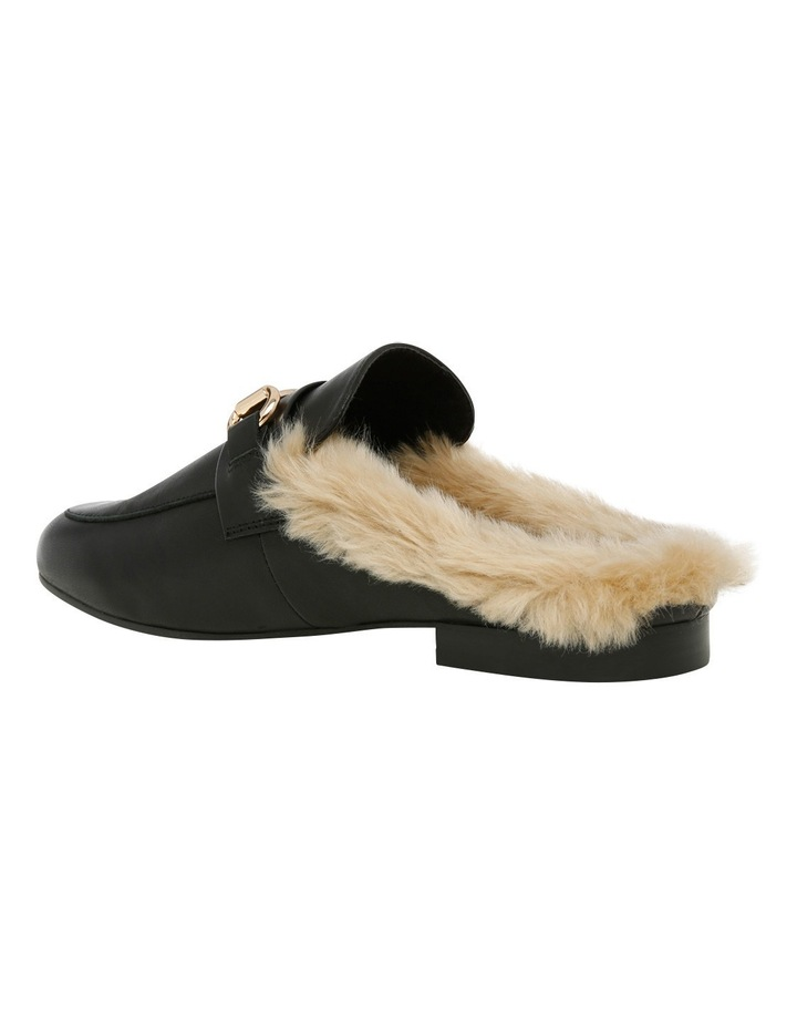 Max Black Leather Loafer image 3