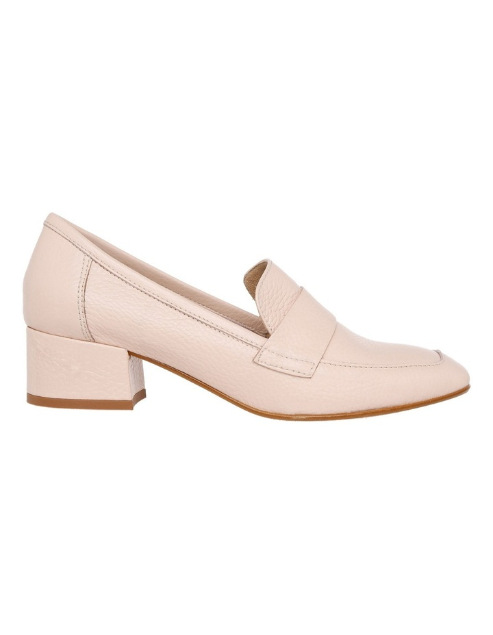 Chiara Nude Leather Loafer image 1