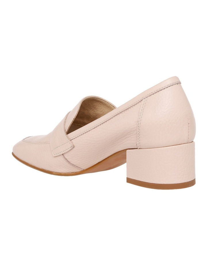 Chiara Nude Leather Loafer image 2