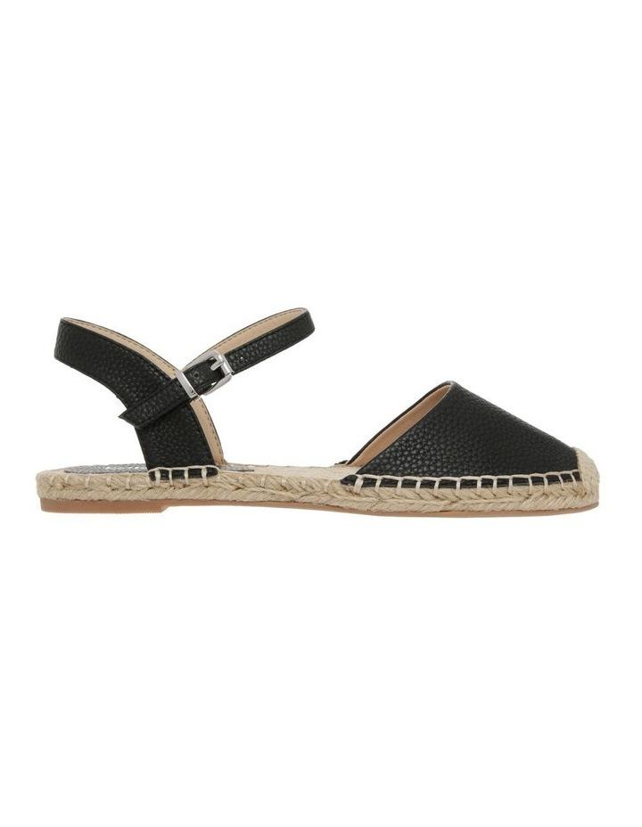 Cassie Black Flat Shoes image 1