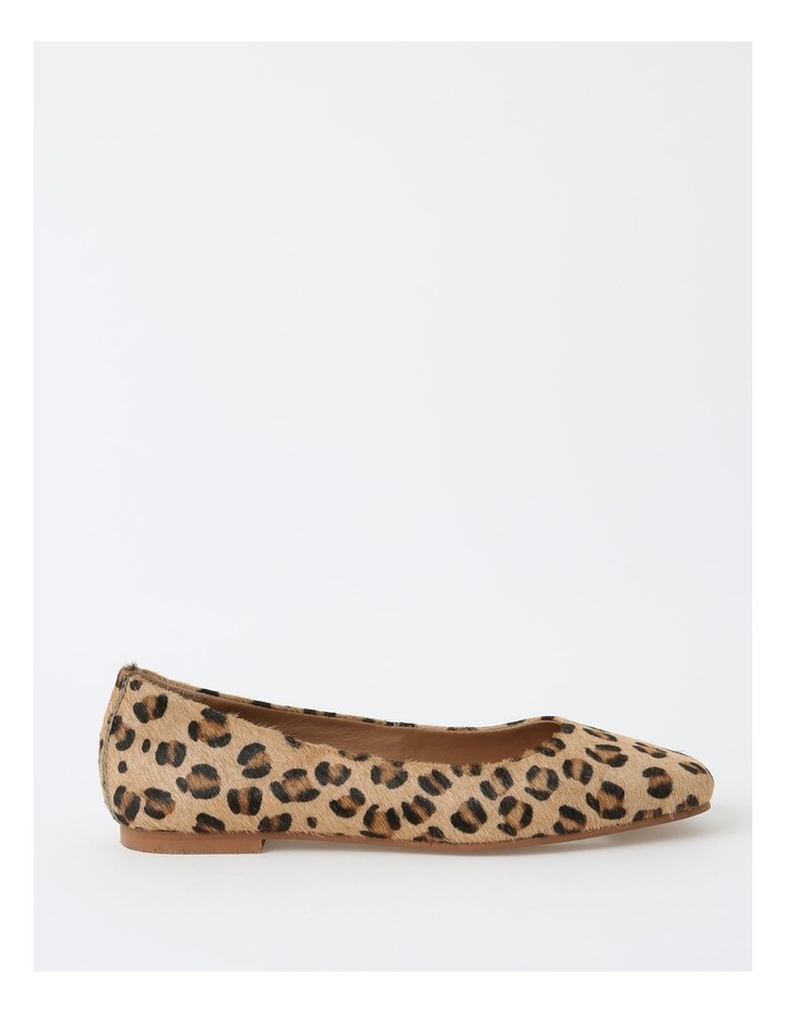 Brooke Leopard Flat Shoes image 1