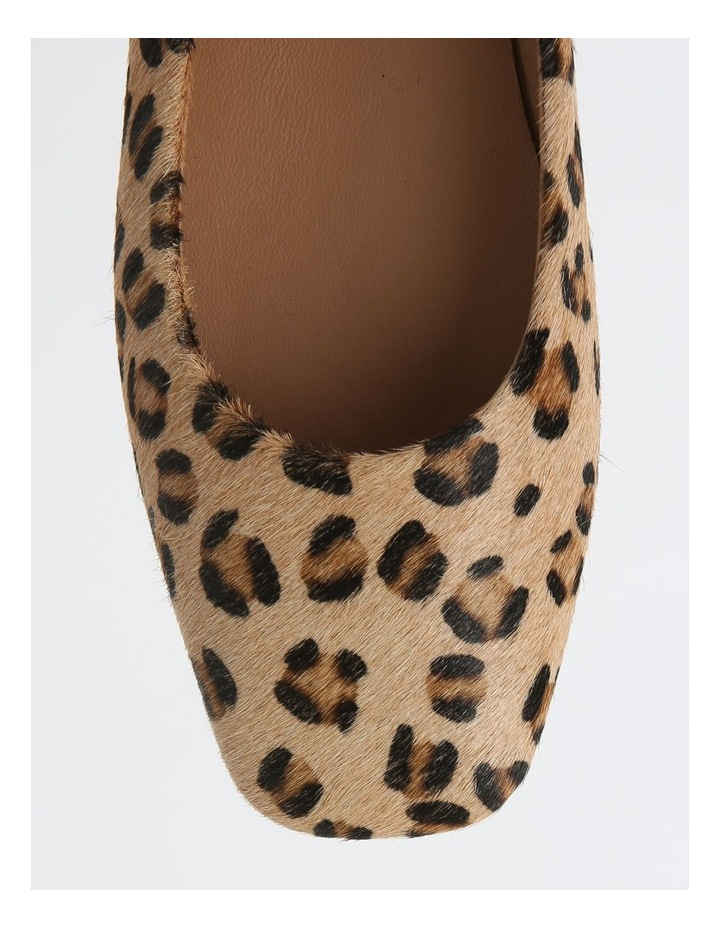 Brooke Leopard Flat Shoes image 2