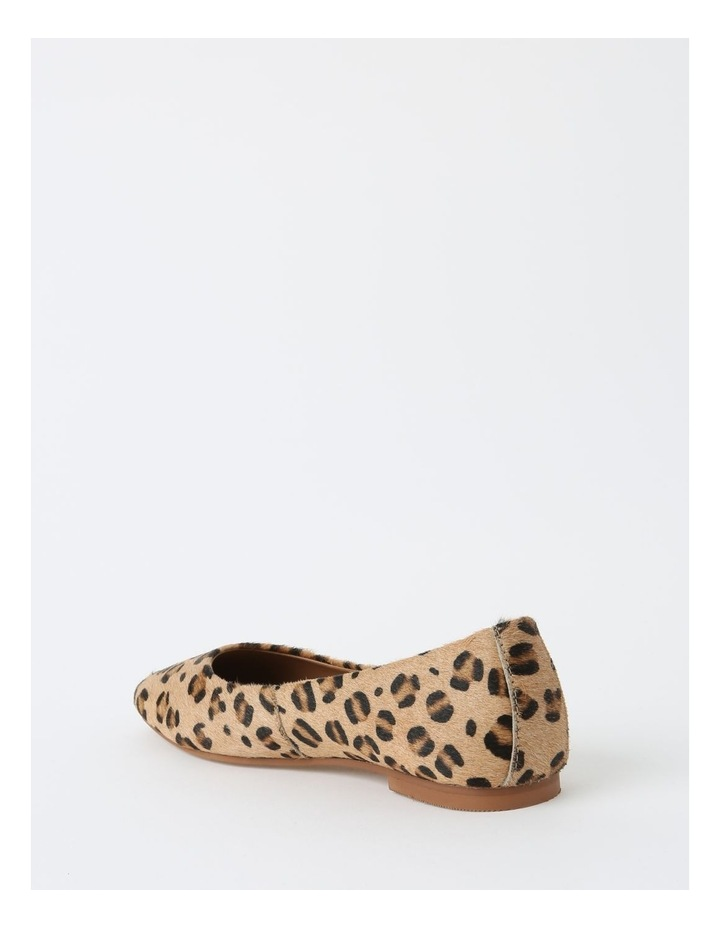 Brooke Leopard Flat Shoes image 3