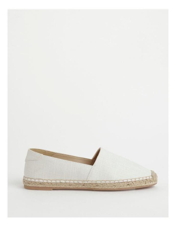 Caity Natural Flat Shoes image 1