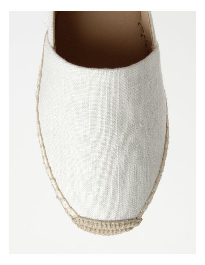Caity Natural Flat Shoes image 2