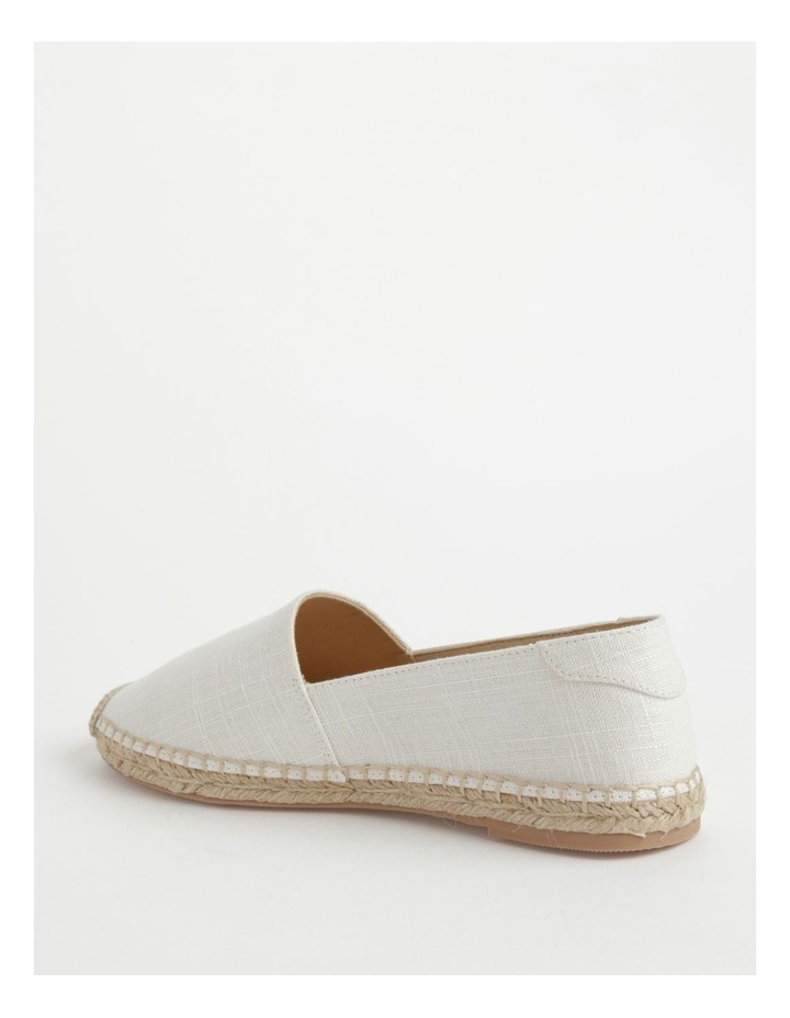 Caity Natural Flat Shoes image 3
