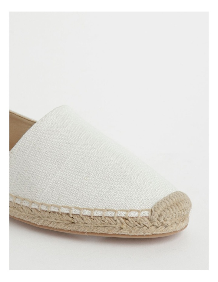 Caity Natural Flat Shoes image 4