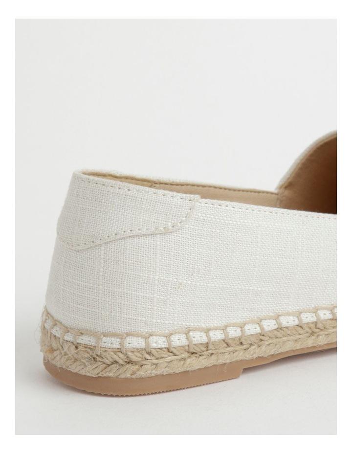 Caity Natural Flat Shoes image 5