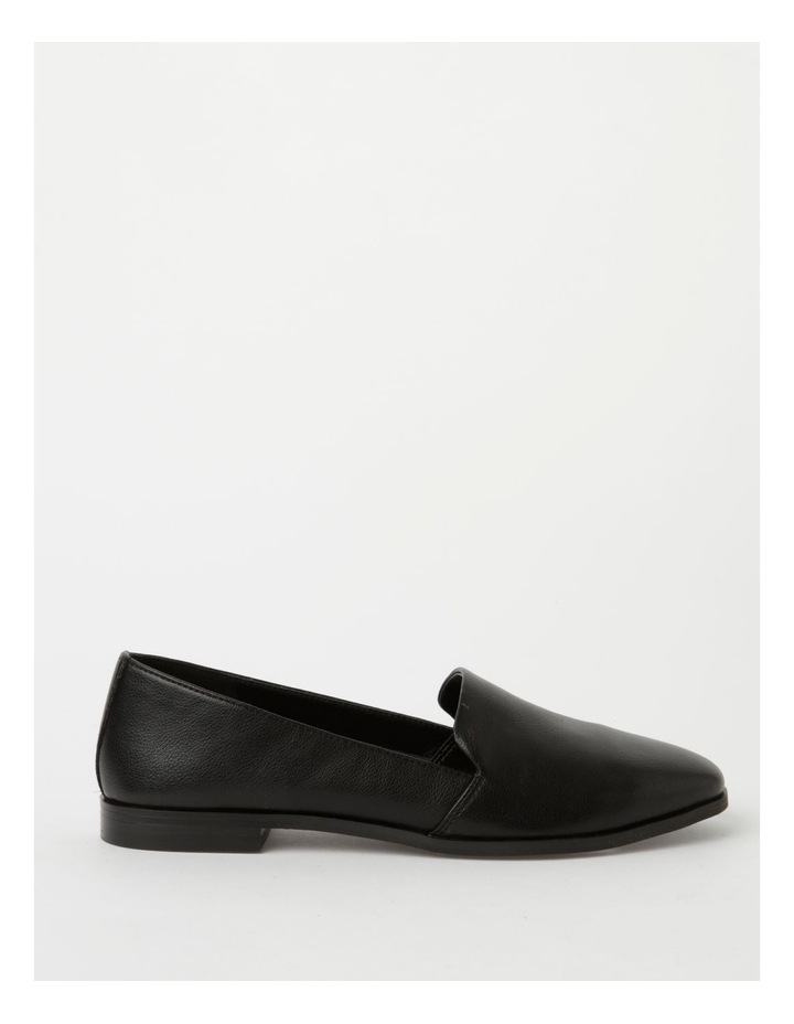 Abbie Black Flat Shoes image 1