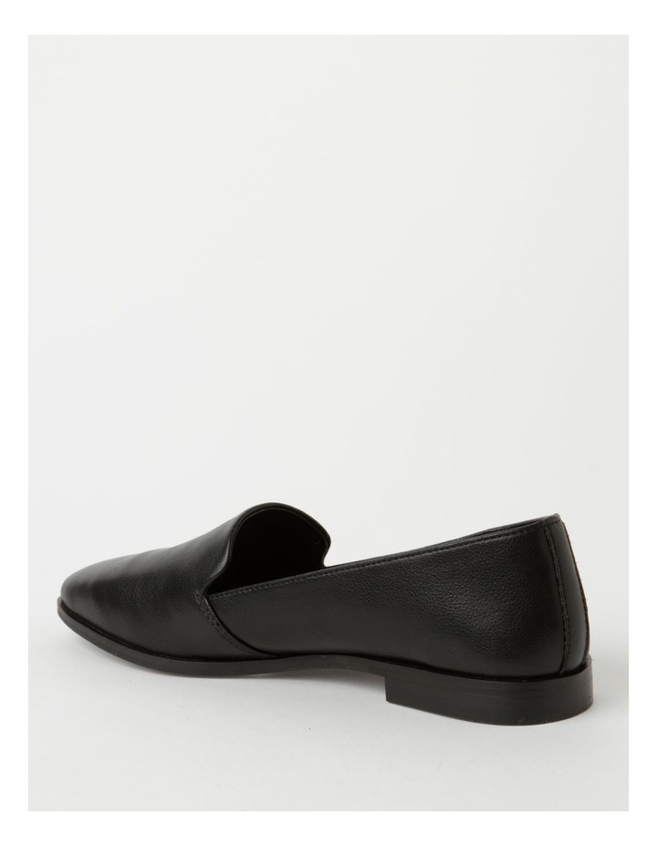 Abbie Black Flat Shoes image 3