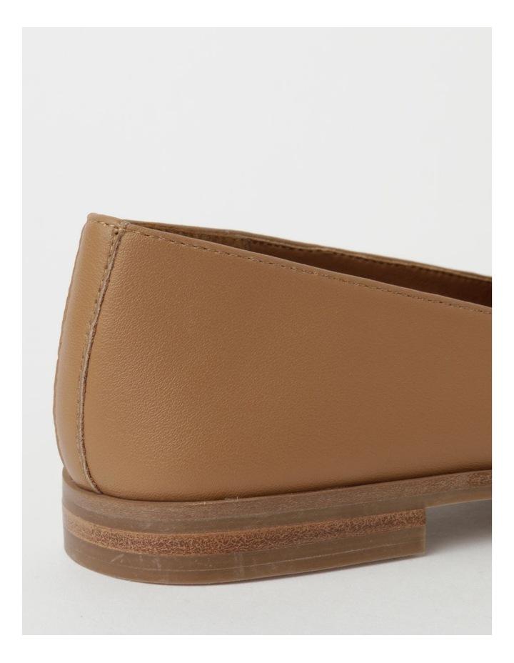Abbie Tan Flat Shoes image 5