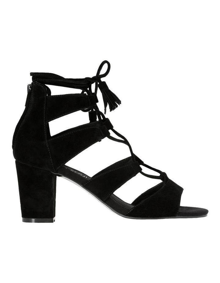 Bellona Black Sandal image 1