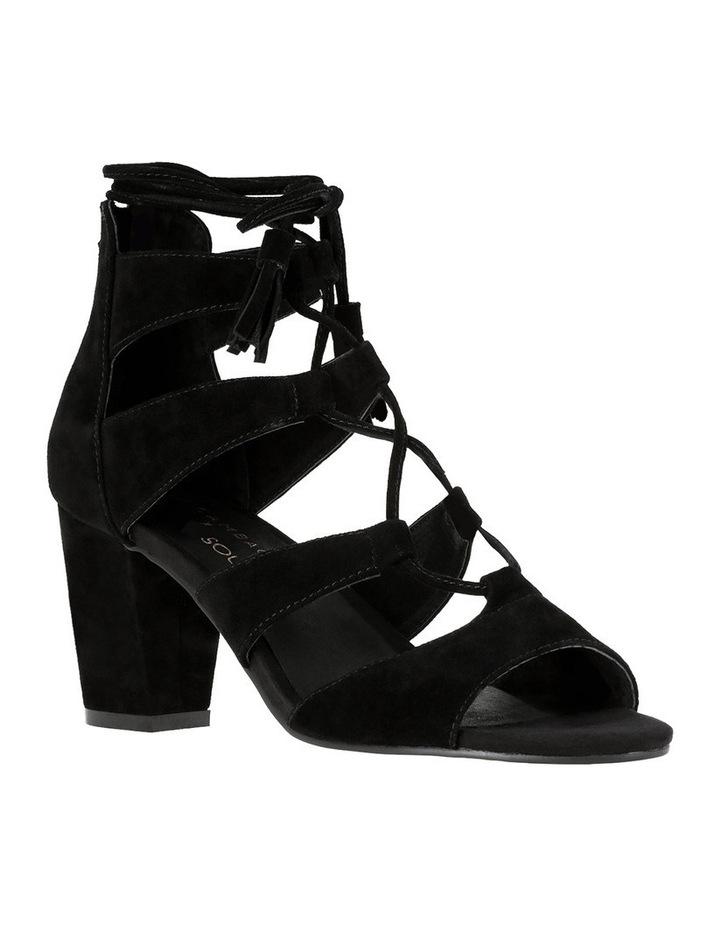 Bellona Black Sandal image 2