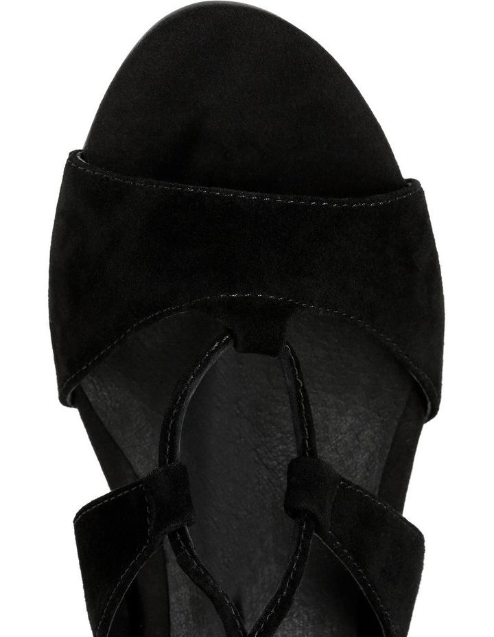 Bellona Black Sandal image 4