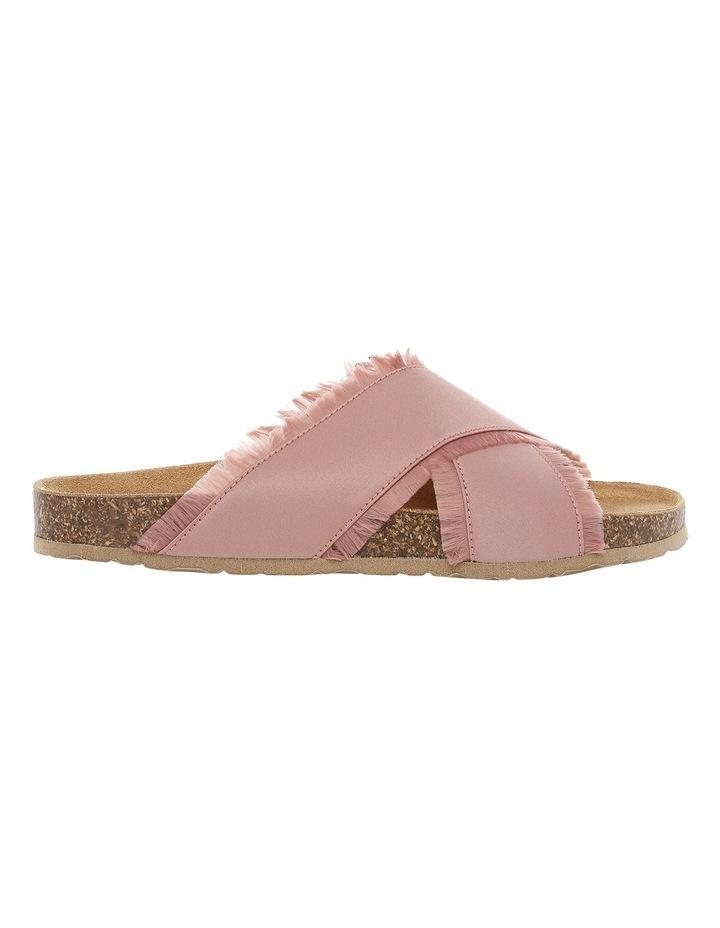 Millie Pink Satin Sandal image 1