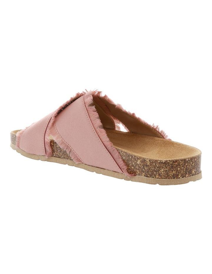 Millie Pink Satin Sandal image 2