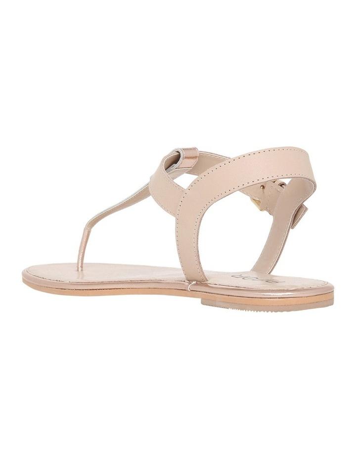 Paula Nude Leather Sandal image 2