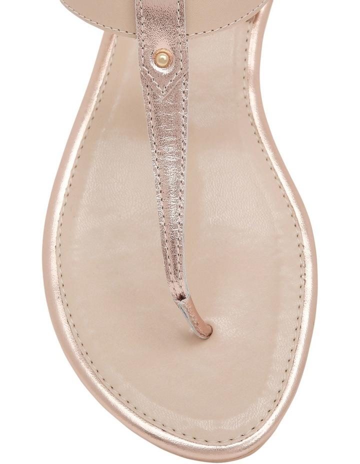 Paula Nude Leather Sandal image 3