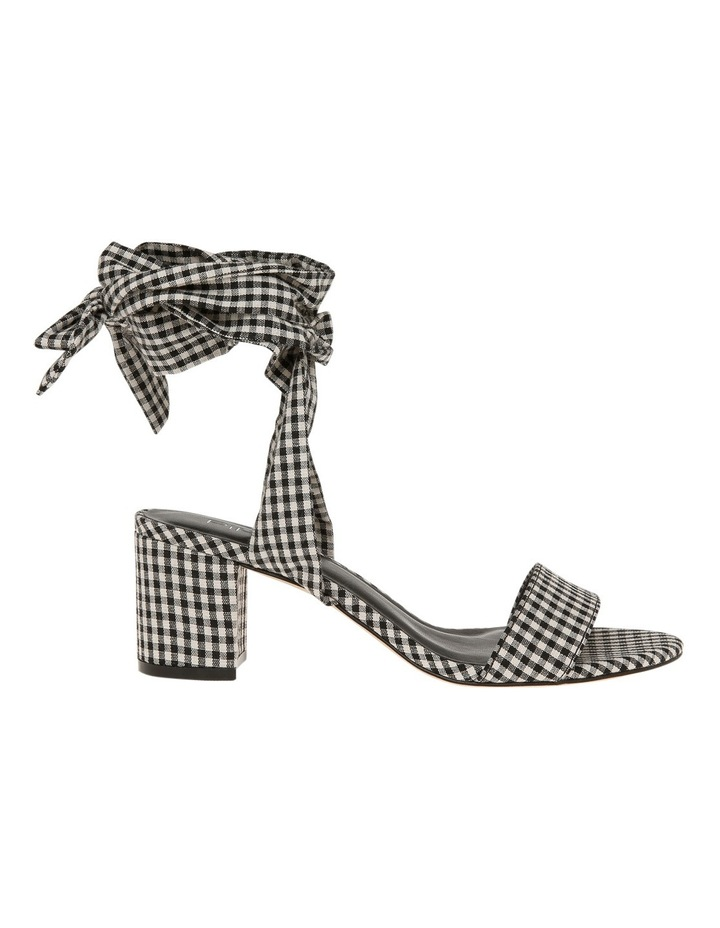 Lola Black And White Sandal by Piper