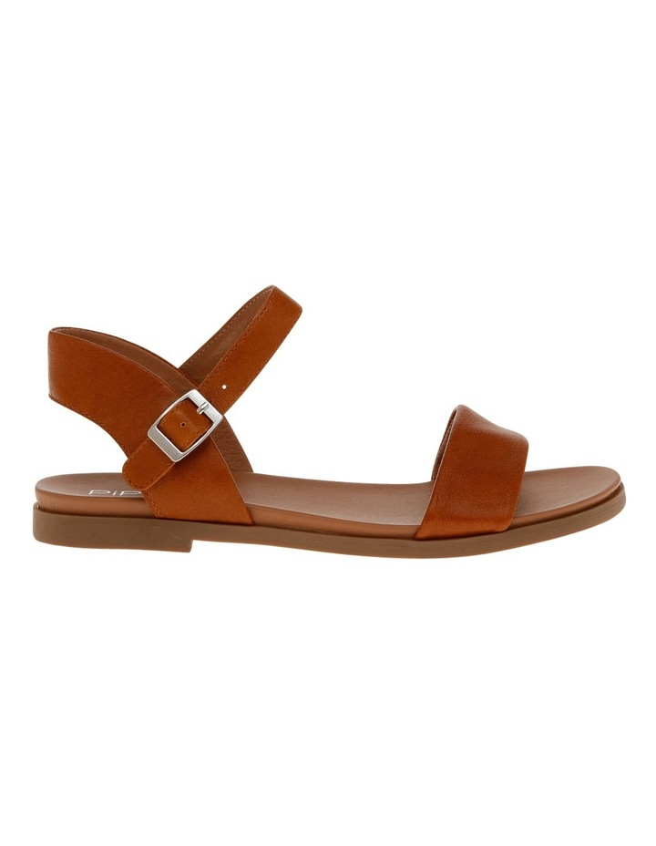 Darcy Tan Leather Sandal image 1
