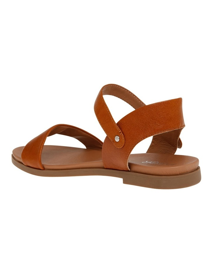 Darcy Tan Leather Sandal image 2